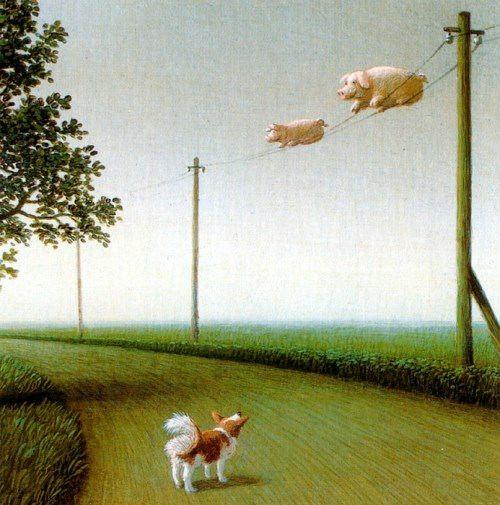 Sowa, Michael - Migratory Pigs Gathering