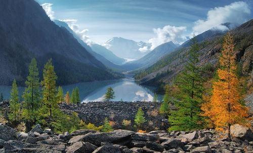 Stunning Altai