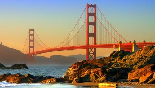 Stunning Golden Gate Bridge