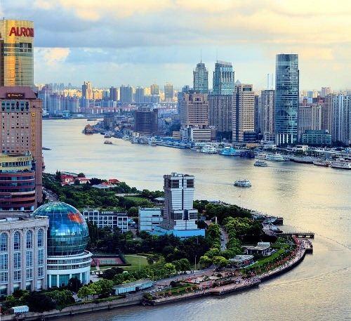 Stunning Shanghai