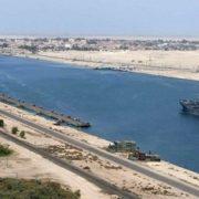 Stunning Suez Canal