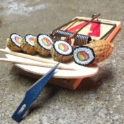 Sushi peanuts by Steve Cassino
