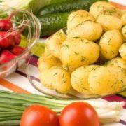 Tasty potatoes
