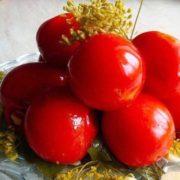 Tasty tomatoes