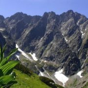 Tatra Mountains - mountain landscapes of Poland