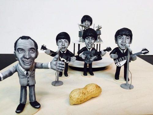 The Beatles by Steve Cassino