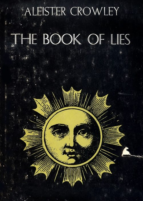 The Book of Lies Aleister Crowley (Author)