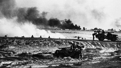 The Suez War of 1956