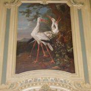 Three storks