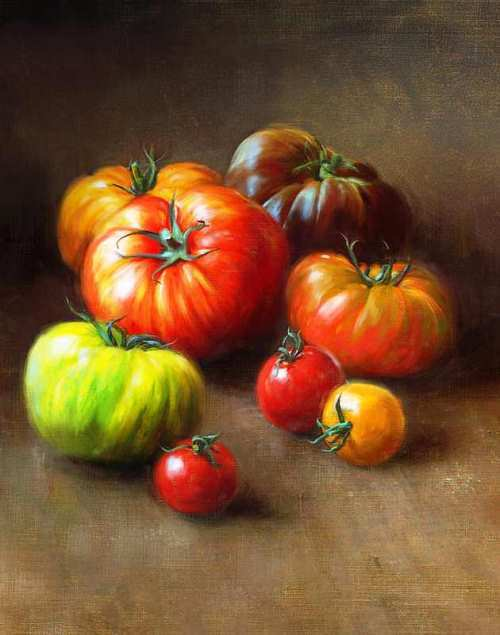 Tomatoes by Robert Papp