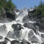 Uchar Waterfall