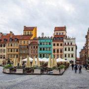 Warsaw's Market Square
