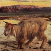 William Hunt. The Scapegoat