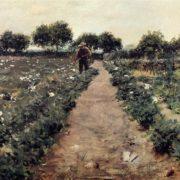 William Merritt Chase. The Potato Patch. 1893