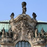 Zwinger Wallpavillon Detail