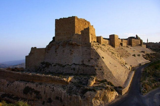 Al-Karak Fortress