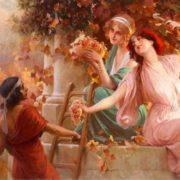 Alois Hans Schram. Beauties of the Harvest