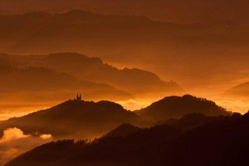Amazing fog