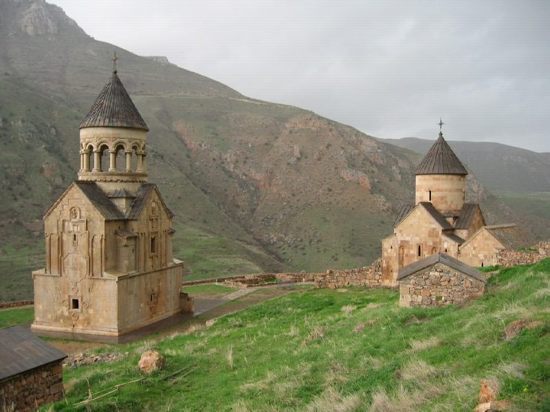 Armenia - ancient Christian country