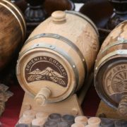 Armenia is famous for cognacs