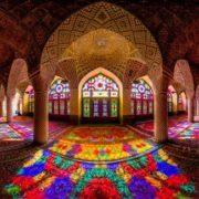 Attractive Nasir ol Molk Mosque