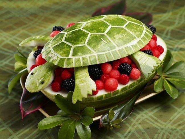 Attractive watermelon
