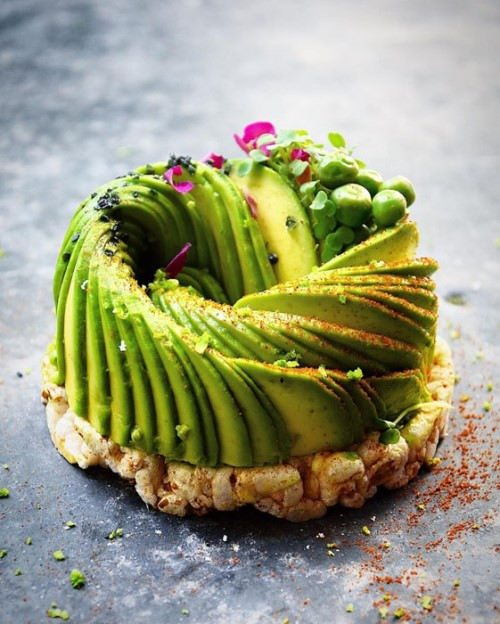 Avocado cake by Jan Campbell