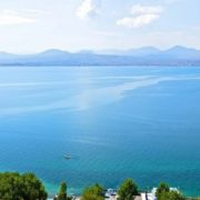 Beautiful Lake Sevan