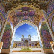 Beautiful Nasir ol Molk Mosque