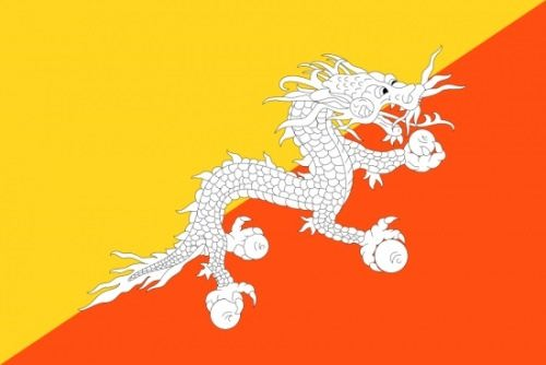 Bhutan – country in Himalayas