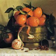 Charming oranges