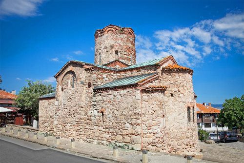 Church of John the Baptist, Nessebar