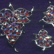 Cute grape jewelry
