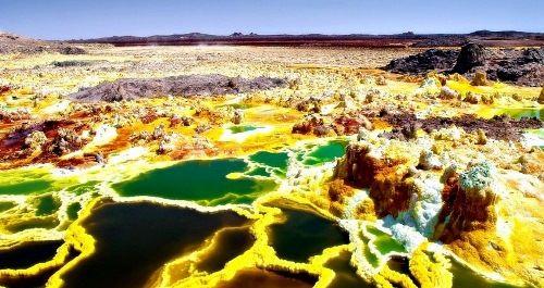 Danakil Desert