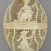 Elegant 18th century flea trap, Germany