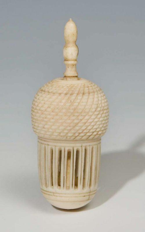Elegant hand-made flea trap