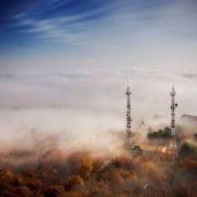 Fog over Budapest. Author Tamas Rizsavi