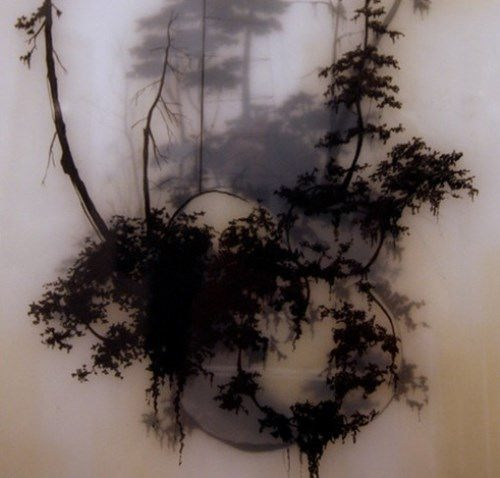 Foggy creativity by Brooks Salzwedel