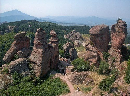 Fortress and cliffs of Belogradchik