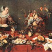 Franz Snyders. Fruit Basket