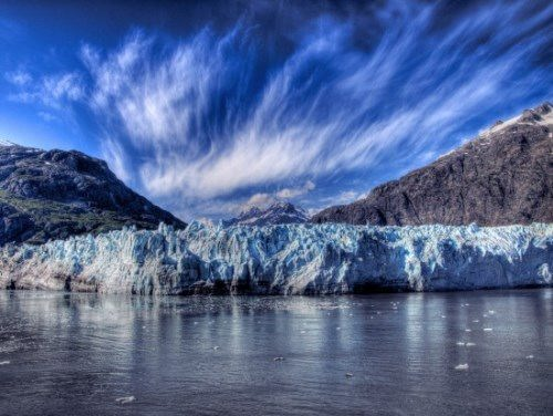 Gorgeous glacier