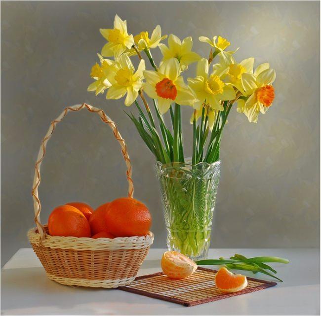 Gorgeous oranges