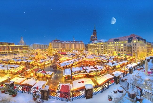 Hungary in winter