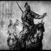 Jebe, an archer, who shot beloved horse of Genghis Khan