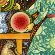 Julie Paschkis. Fruitful