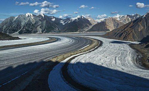Kaskawulsh Glacier, Canada