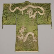Kimono, used in Kabuki. mid-19th century