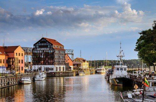 Klaipeda's Old Town