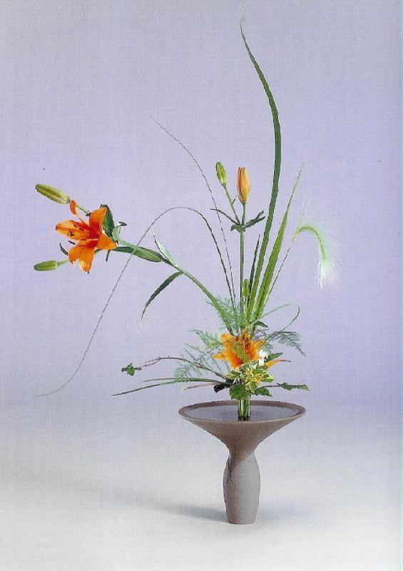 Lovely ikebana