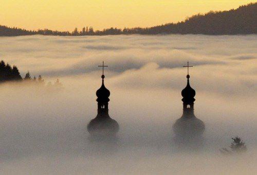 Magnificent fog